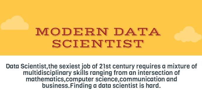 Modern Data Scientist