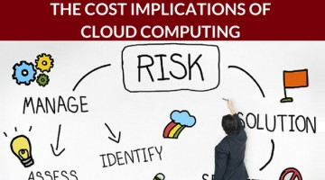 THE COST IMPLICATIONS OF CLOUD COMPUTING