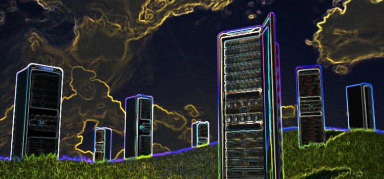 The Green data Centers