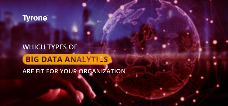 type of big data analytics