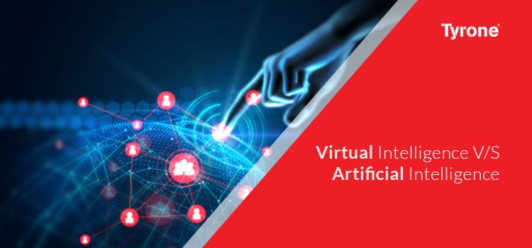 Virtual Intelligence V/S Artificial Intelligence