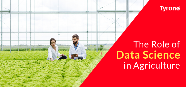Role of data science in agriculture