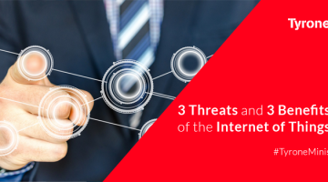 Threats & Benefits of Internet of Things