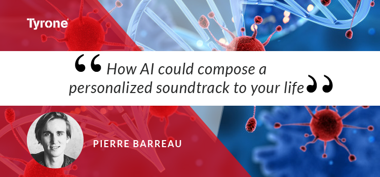 How AI could compose a personalized soundtrack to your life
