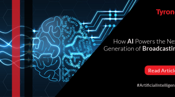 How AI Powers the Next Generation of Broadcasting