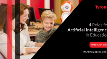 Artificial Intelligence: 4 Important Roles in Education