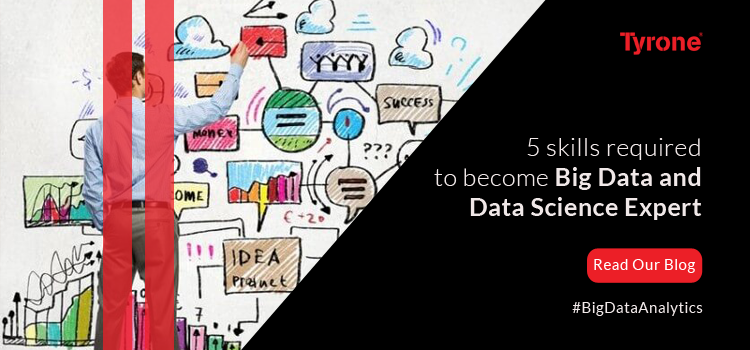 5 Skills Required to Become Big Data and Data Science Expert