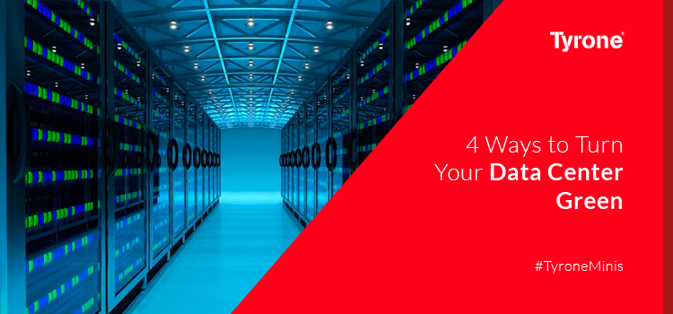 4 Ways to Turn Data Center Green