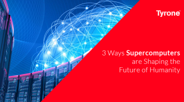 3 Ways Supercomputers are Shaping the Future of Humanity