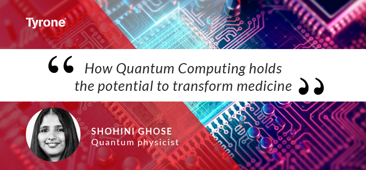 How Quantum Computing holds the Potential to Transform Medicine