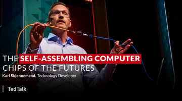 The Self-Assembling Computer Chips of the Futures