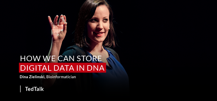 How we can Store Digital Data in DNA