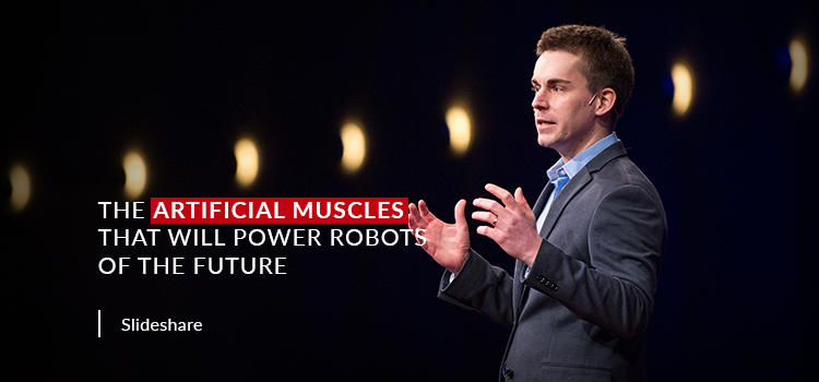 The artificial muscles that will power robots of the future