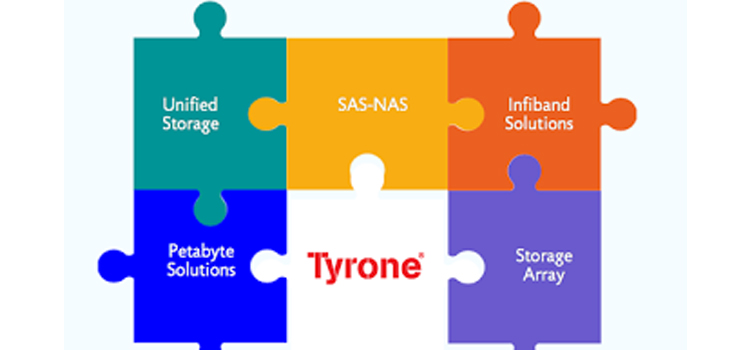 Tyrone Storage Infographic