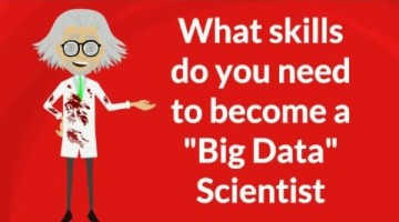 What skills do you need to become a Big Data Scientist