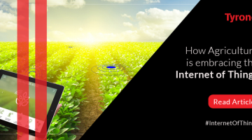 How Agriculture is embracing the Internet of Things