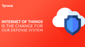 Internet Of Things Is The Change For Our Defense System