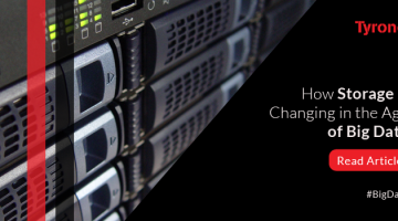 How Storage Is Changing In The Age Of Big Data