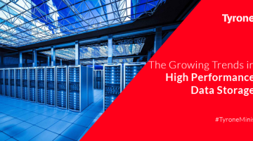 The Growing Trend in High Performance Data Storage