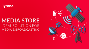 Media Store : The ideal solution for media and broadcasting
