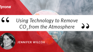 Using Technology to Remove CO2 from the Atmosphere