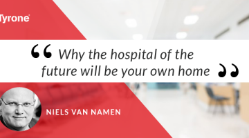Why the hospital of the future will be your own home