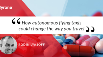 How autonomous flying taxis could change the way you travel