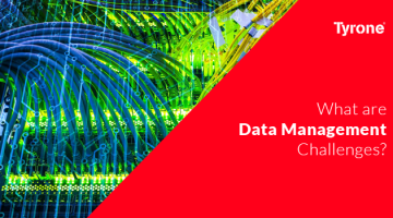What are the Data Management Challenges