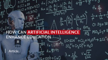How can Artificial Intelligence Enhance Education
