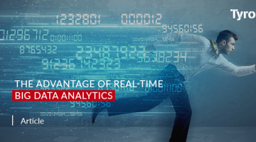 The Advantage of Real-Time Big Data Analytics