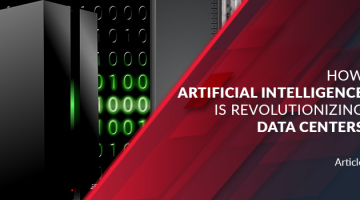 How AI is Revolutionizing Data Centers