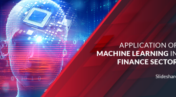 Application of Machine Learning in Finance Sector