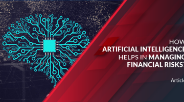 Can Artificial Intelligence help in managing financial risks?