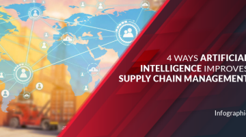 4 Ways AI Improves Supply Chain Management