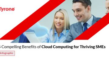 5 Compelling Benefits of Cloud Computing for Thriving SMEs