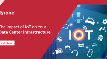 The Impact of IoT on Your Data Center Infrastructure