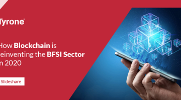 How Blockchain is Reinventing the BFSI Sector in 2020