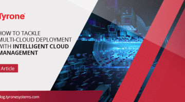 How to tackle multi-cloud deployment with intelligent cloud management