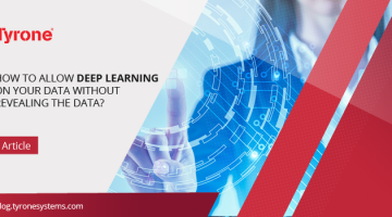 How to Allow Deep Learning on your Data Without Revealing the Data