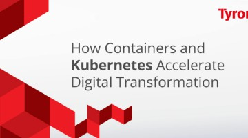 How Containers and Kubernetes Accelerate Digital Transformation